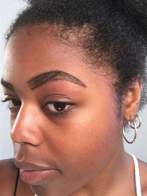 25+ Best Ideas About Semi Permanent Eyebrow Tattoo On