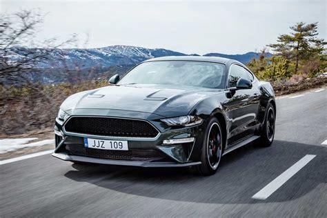 Ford Mustang Bullitt Coming To Uk For £47,145