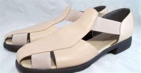 cabin creek shoes cabin creek leather fisherman style sandals womens sz 11m