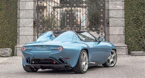 Alfa Romeo Disco Volante Spider by Alfa Romeo Disco Volante Spider The Awesomer