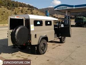 Land Rover Defender A Vendre : land rover defender occasion azrou diesel prix 85 000 dhs r f azu024 ~ Maxctalentgroup.com Avis de Voitures