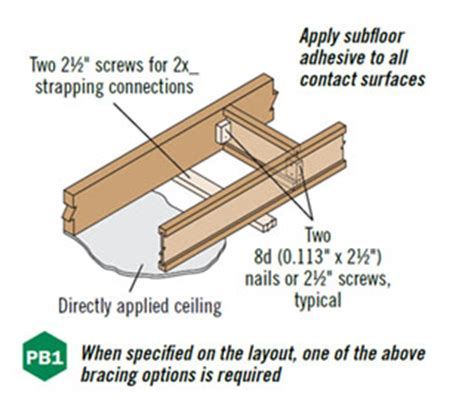 tji floor joist details supporting exercise equipment with tji 174 joists wood