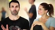 Leigh Warren & Dancers' PARI PASSU rehearsal 2 - Lisa ...
