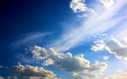 Sky Cloud Wallpapers Nature Cumulus Background Natural