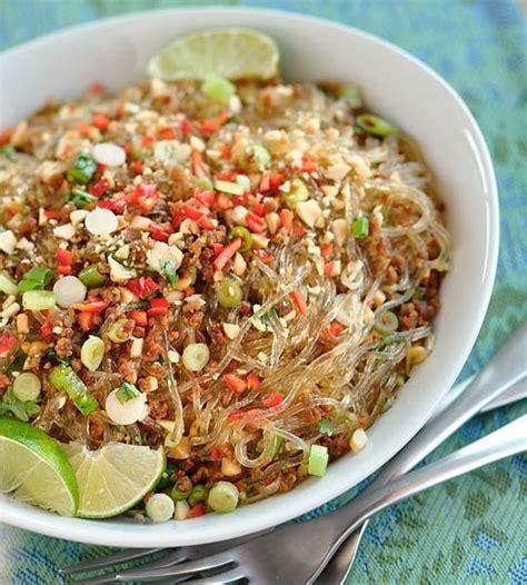 sen cuisine 1000 ideas about cellophane noodles on