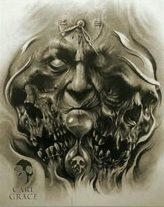 Pin by Brian Schmidt on Skull tattoos | Pinterest | Tattoo ...