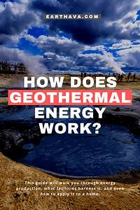 How Does Geothermal Energy Work  In 2020