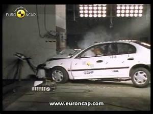Euro NCAP Toyota Avensis 1998 Crash Test How To