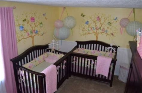 20 Cute Twin Baby Nursery Designs