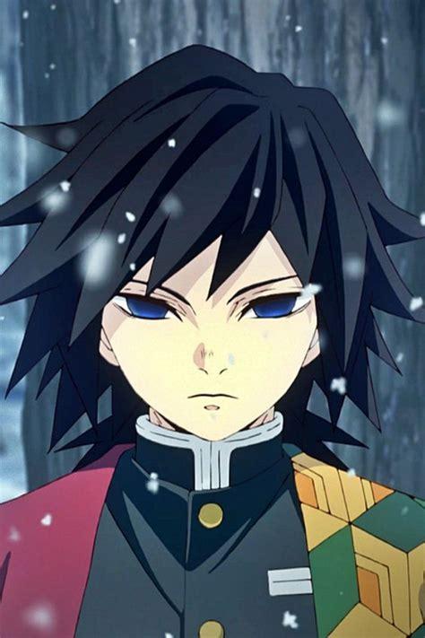 kimetsu  yaiba giyuu tomioka anime kimetsunoyaiba