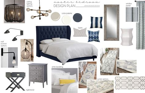 Creating An Interior Design Plan + Mood Board  Jenna Burger