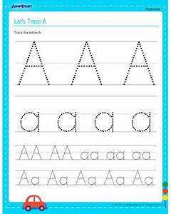tracing worksheets for 4 year olds worksheets tracing With tracing letters for 4 year olds