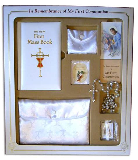 gifts for communion girl girl 39 s communion gift set 32196