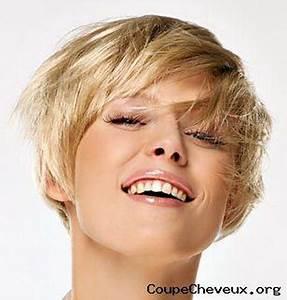 Coupe De Cheveux Femme Courte : photos coupe de cheveux courtes femme ~ Melissatoandfro.com Idées de Décoration