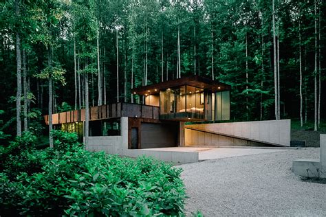 modern tree house uncrate