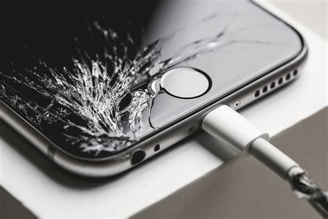 how to fix a broken phone screen iphone repair service dish launches new smart phone