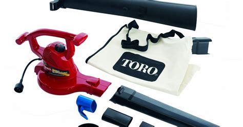 Sasser Hill Top Rated Toro Electric Leaf Blower On The Market
