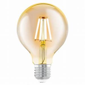 Led Lampen Bauhaus : eglo led leuchtmittel globe 4 w e27 warmwei g80 bauhaus ~ Frokenaadalensverden.com Haus und Dekorationen