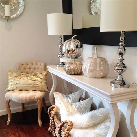 Go Chic And Glam With Neutrals This Fall  Make Your Home