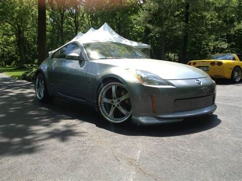 Purchase Used 2005 Nissan 350z Custom, Must See!! In