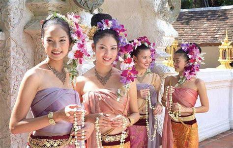 los habitantes de tailandia  su origen siamtrails