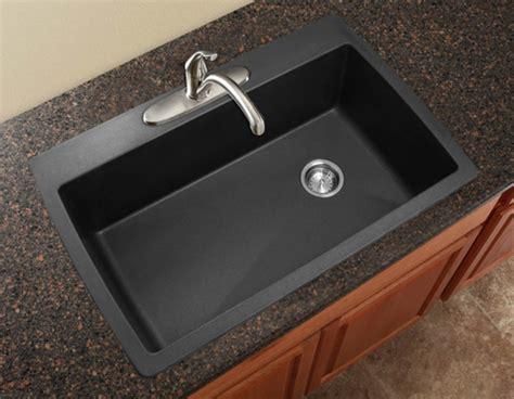 granite composite kitchen sinks vs stainless steel sinks glamorous composite kitchen sinks composite