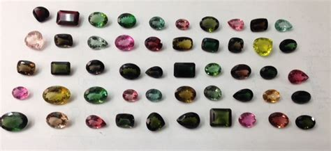 tourmaline color wholesale tourmaline gemstone thailand at wholesale