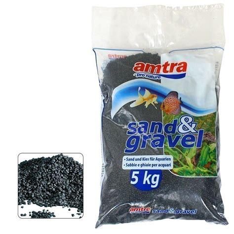 ghiaia per acquario amtra quarzo ghiaia nero ceramizzato 5kg per acquario