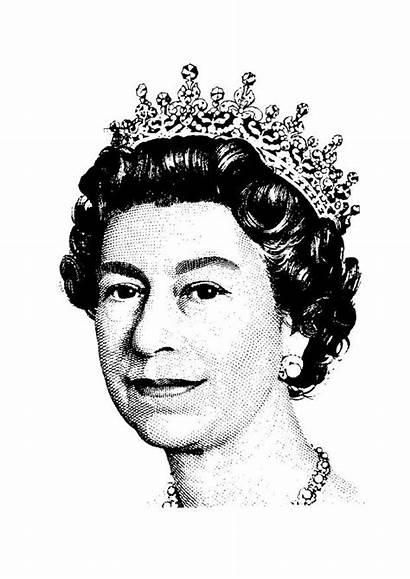 Elizabeth Queen Coloring Ii Pages Edupics Printable