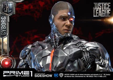 Dc Comics Cyborg Statue By Prime 1 Studio