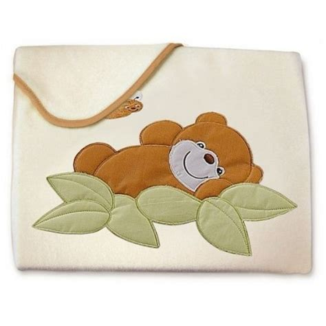 Culle Azur copertina pile per orsetto savana azur