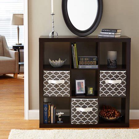 homes  gardens  cube storage multiple colors