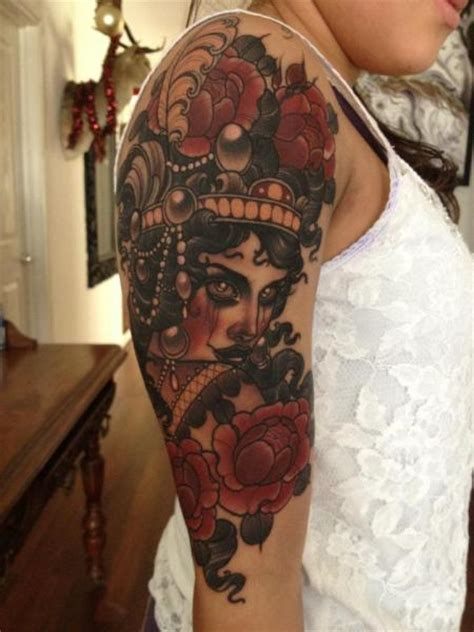 gypsy tattoo images designs