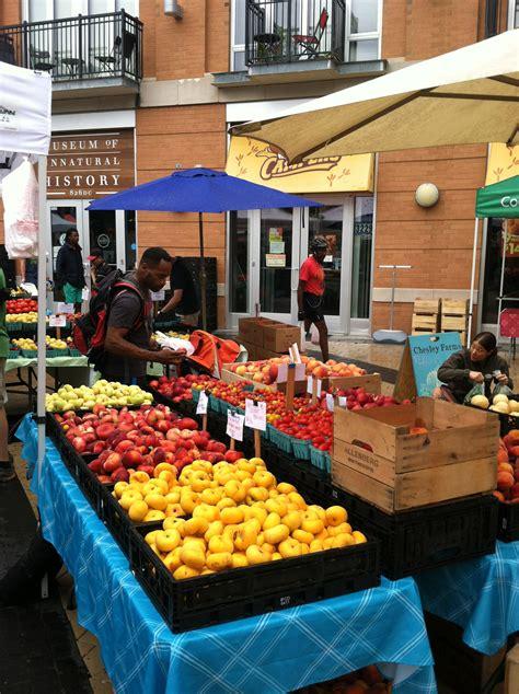 Celebrating the Many Benefits of Farmers Markets - Farmers ...