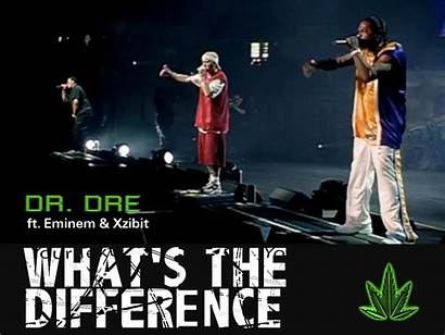 Dre Xzibit Difference Eminem Whats Dr Classique