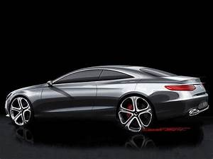 Mercedes Classe S Coupé : design sketches of mercedes benz s class coupe concept ~ Melissatoandfro.com Idées de Décoration