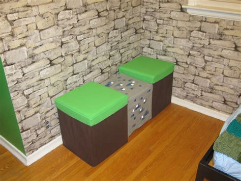 Minecraft Themed Room Ideas by Goldilocks And The Four Bears Brennan S Minecraft Bedroom