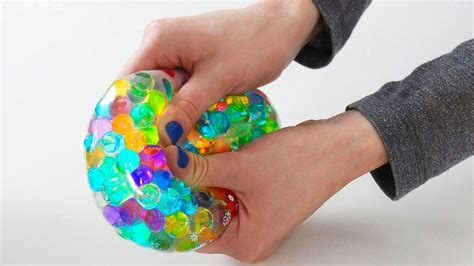 homemade stress balls  release  stress instantly