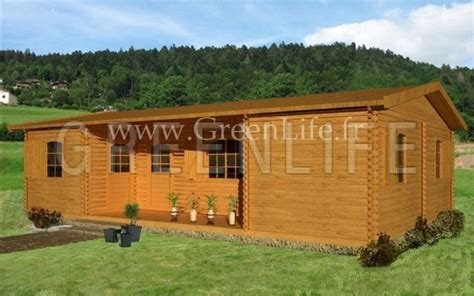 maison a vendre 4 chambres chalet bois tao 70 maison bois greenlife
