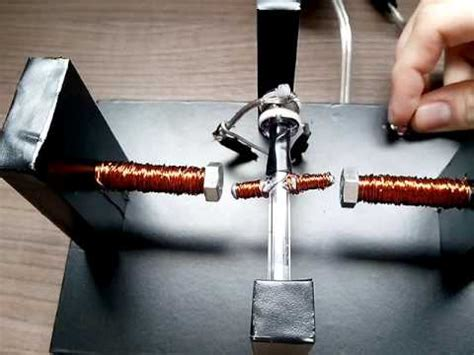 motor rotor bobinado enrolamento de co e comutador aluno lauro aur 233 lio fava neto youtube