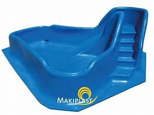 Piscine Hors Sol Plastique : piscines avec toboggan makiplast ~ Premium-room.com Idées de Décoration