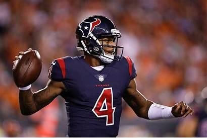 Texans Bengals Quarterback Houston Watson Deshaun Depth