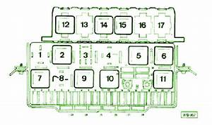 2009 Vw Jetta Main Engine Fuse Box Diagram  U2013 Auto Fuse Box