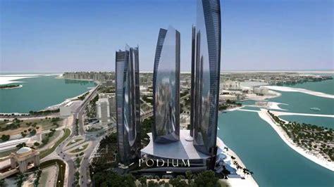 Etihad Towers, Abu Dhabi, UAE - Unravel Travel TV Property