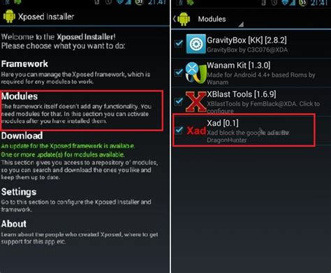 how to block ads on android block ads from android apps with xposed module xad