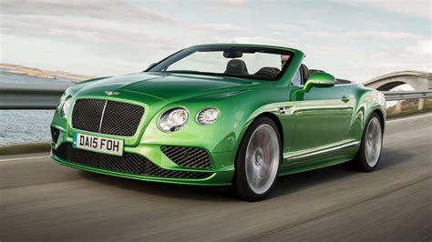 Bentley Continental Gt Speed Convertible (2015) Wallpapers