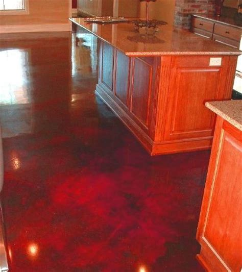 stained concrete floors acid stained concrete floors decorative concrete overlay