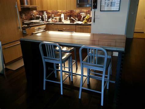 custom kitchen island table hand made modern marble kitchen island high top dining