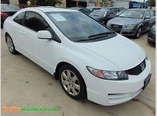 2010 Honda Civic used car for sale in South Africa
