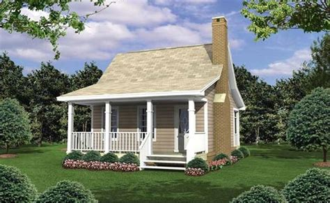 A Cute Small Home With Beautiful Features : 집, 건축 és 건축 포트폴리오